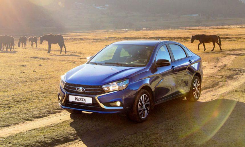 АВТОВАЗ изменил цены и комплектации на Lada Vesta (модельный год 2020) » Лада.Онлайн - все самое интересное и полезное об автомобилях LADA